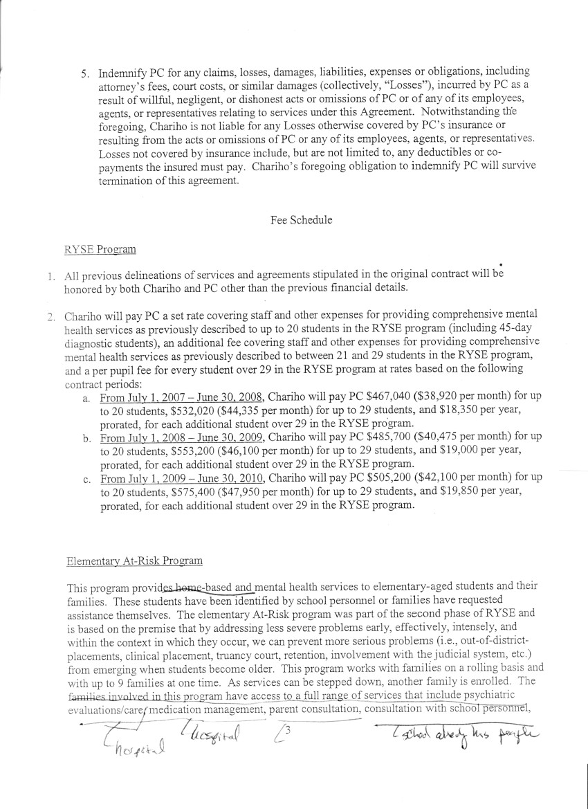 autism term paper ryse pc inc no bid contract chariho school