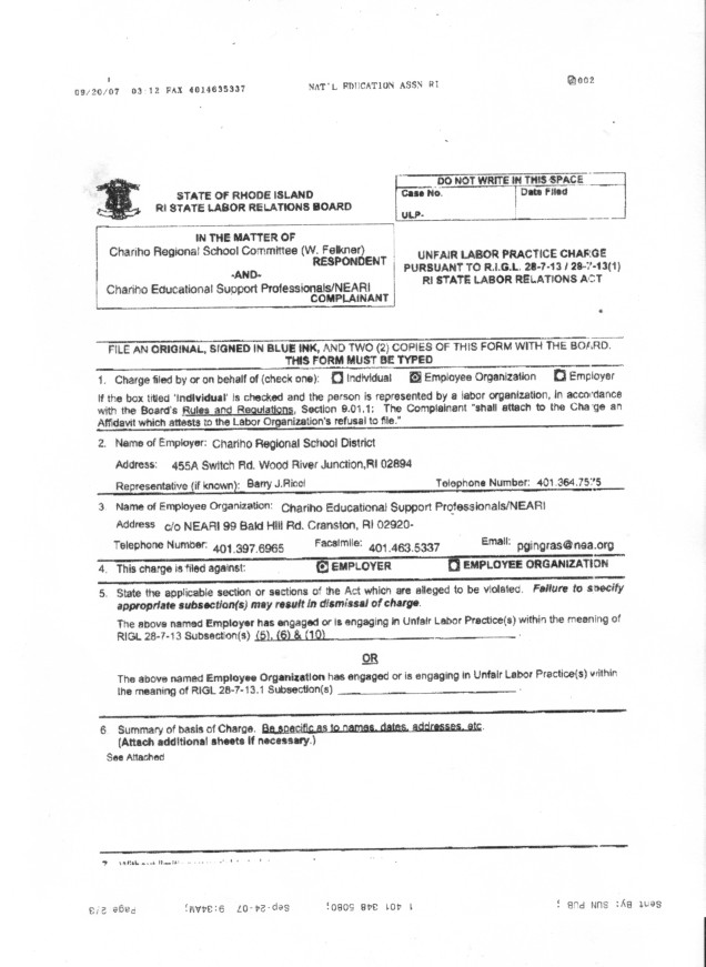Sample Legal Letter Following Negotiations